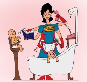 super-mom